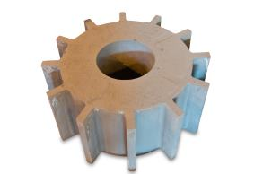 Gear Housing Iron Casting